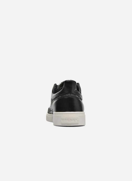 Sneaker Diesel S-Hype schwarz ansicht von rechts