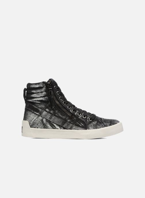 Sneakers Diesel D-String Plus W Argento immagine posteriore