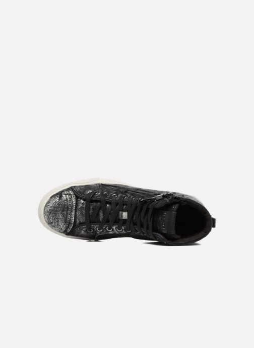 Sneakers Diesel D-String Plus W Silver bild från vänster sidan