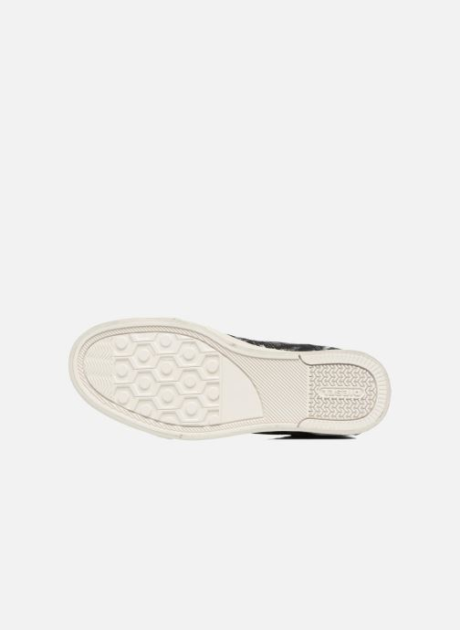 Sneakers Diesel D-String Plus W Argento immagine dall'alto