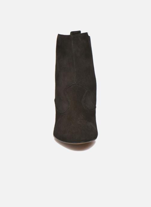 Noir Daisy Heyraud Boots Bottines Et 8XNn0PkOw