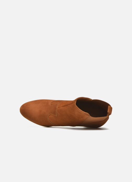 Heyraud Daisy Et Cognac Bottines Boots EHI9D2W