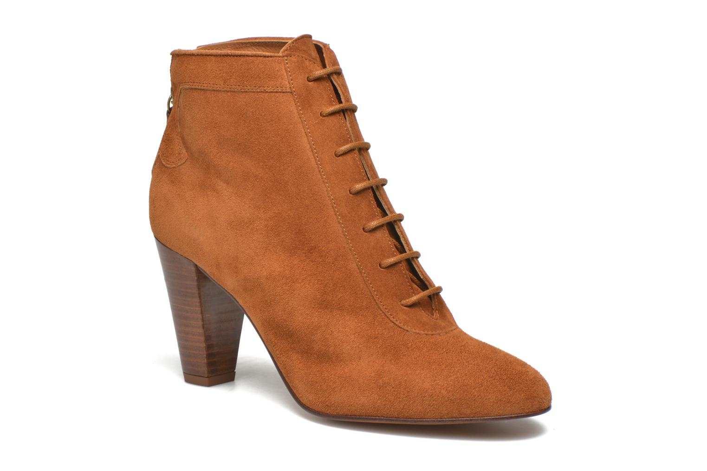 Bottines et boots Heyraud Devyn Marron vue détail/paire
