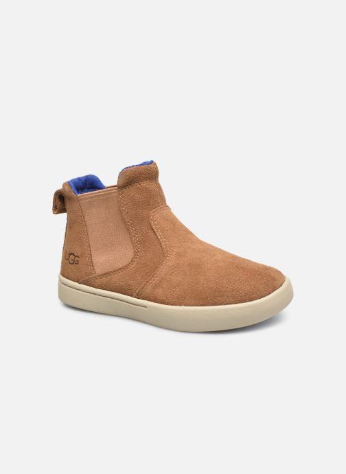 Bottines et boots UGG Hamden K Marron vue détail/paire