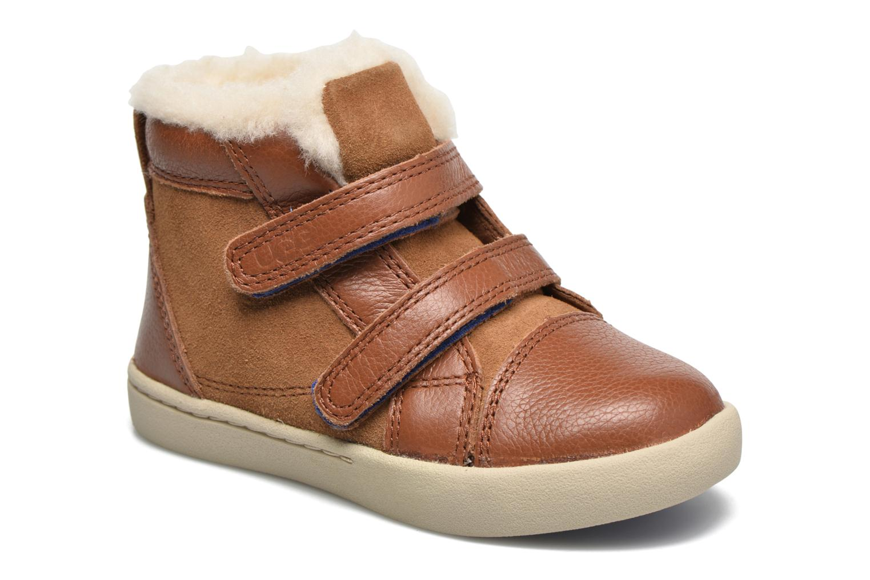 Bottines et boots UGG Rennon Marron vue détail/paire