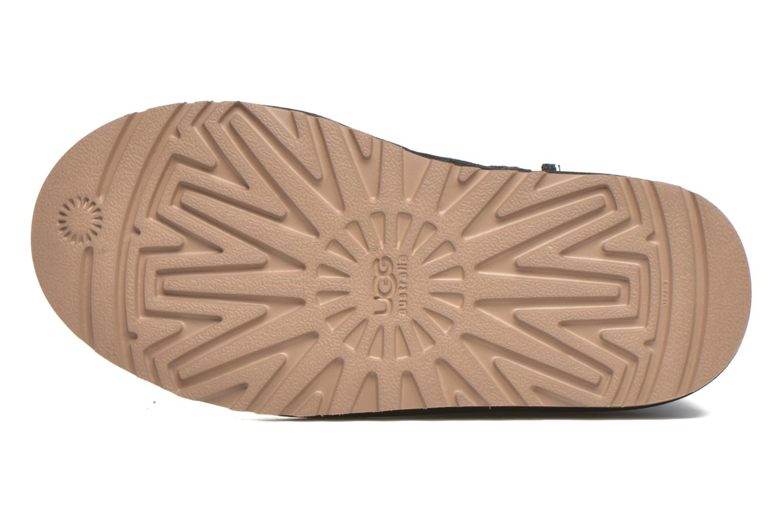 Stiefel UGG Classic Short Serein schwarz ansicht von oben