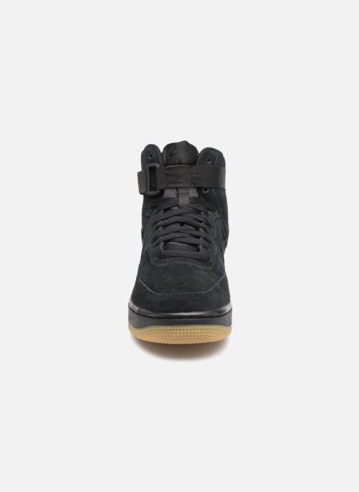 Sneakers Nike Air Force 1 High Lv8 (Gs) Zwart model