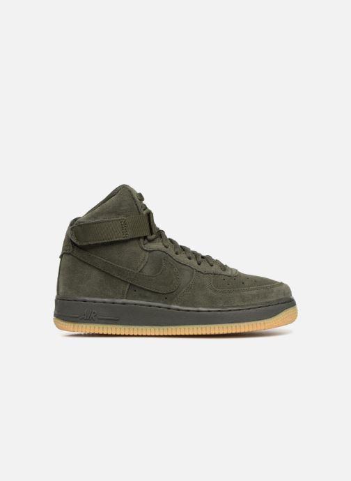 Sneaker Nike Air Force 1 High Lv8 (Gs) grün ansicht von hinten