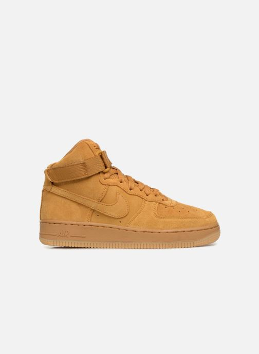 Sneakers Nike Air Force 1 High Lv8 (Gs) Brun bild från baksidan