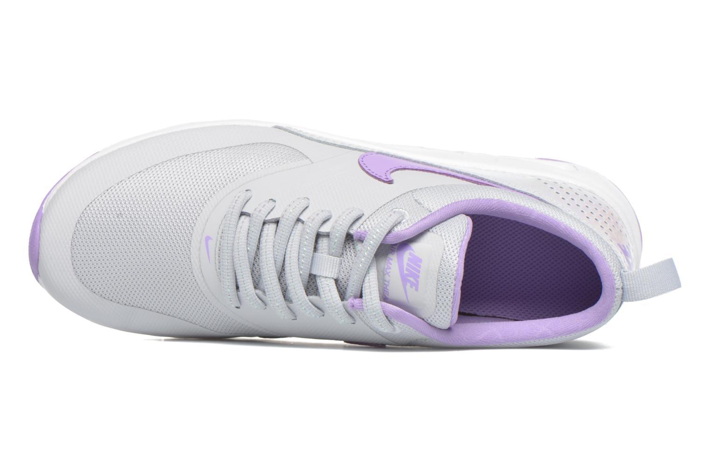 Baskets Nike Nike Air Max Thea Se (Gs) Gris vue gauche