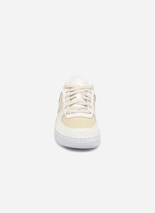 Nike Air Force 1 Lv8 (Gs) Sneakers 1 Beige hos Sarenza (328331)