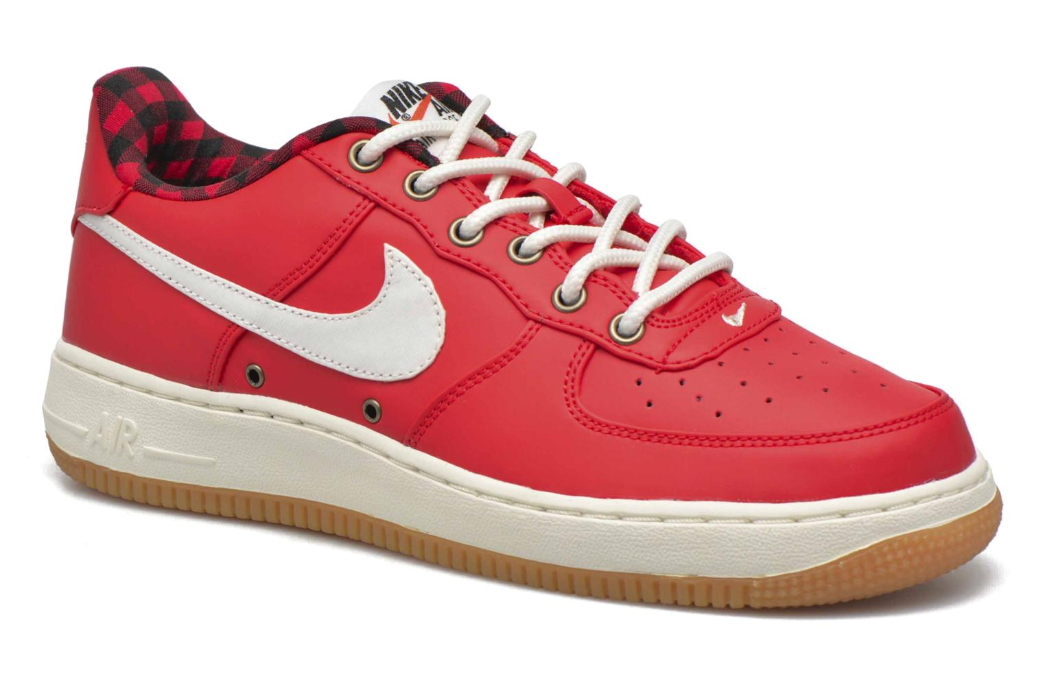 Nike Air Force 1 Lv8 (Gs) (Rojo) Deportivas chez Sarenza (270934)