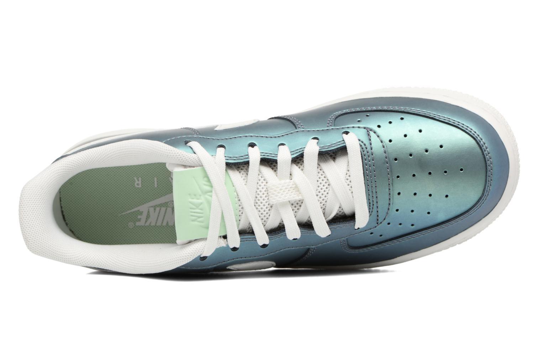 Baskets Nike Air Force 1 Lv8 (Gs) Vert vue gauche