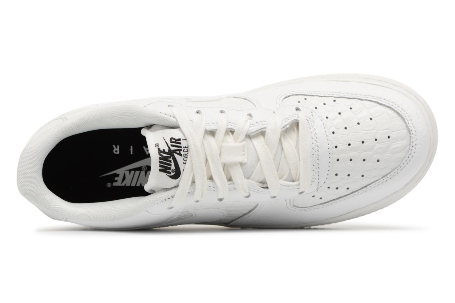 Baskets Nike Air Force 1 Lv8 (Gs) Blanc vue gauche