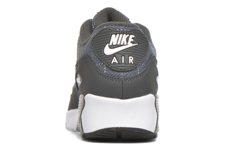 Baskets Nike Nike Air Max 90 Se Ltr (Gs) Gris vue droite
