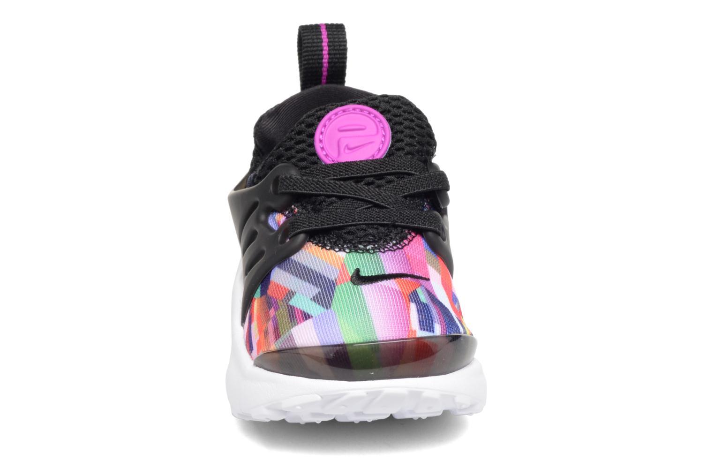 Baskets Nike Nike Presto Print (Td) Noir vue portées chaussures