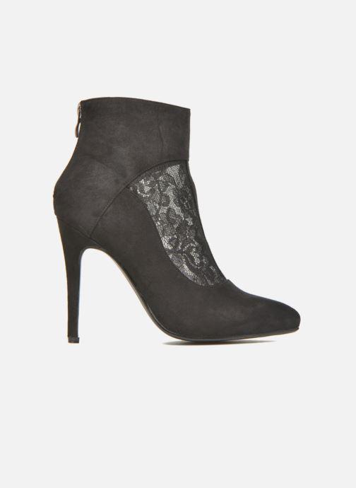 Bottines et boots Molly Bracken Rosie Noir vue derrière