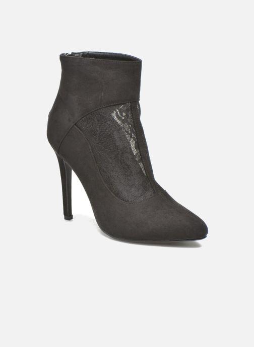 Bottines et boots Molly Bracken Rosie Noir vue détail/paire