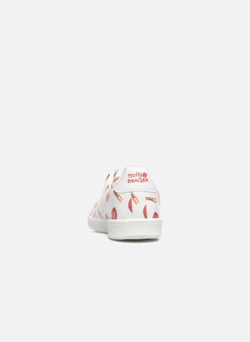 Sneakers Molly Bracken Julia Wit rechts