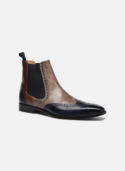 Ankelstøvler Melvin & Hamilton Martin 5 Blå detaljeret billede af skoene