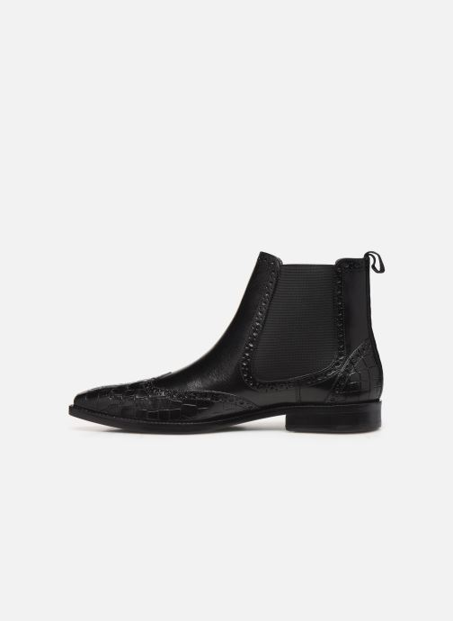 Ankle boots Melvin & Hamilton Martin 5 Black front view