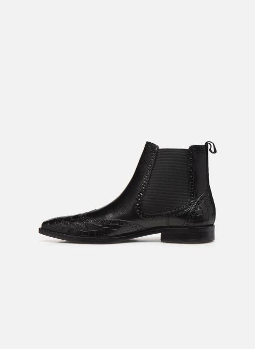 Bottines et boots Melvin & Hamilton Martin 5 Noir vue face