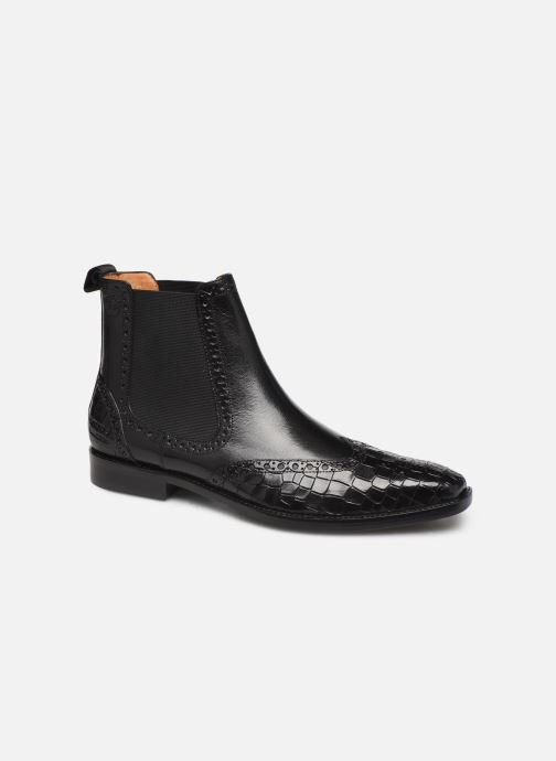 Ankle boots Melvin & Hamilton Martin 5 Black detailed view/ Pair view