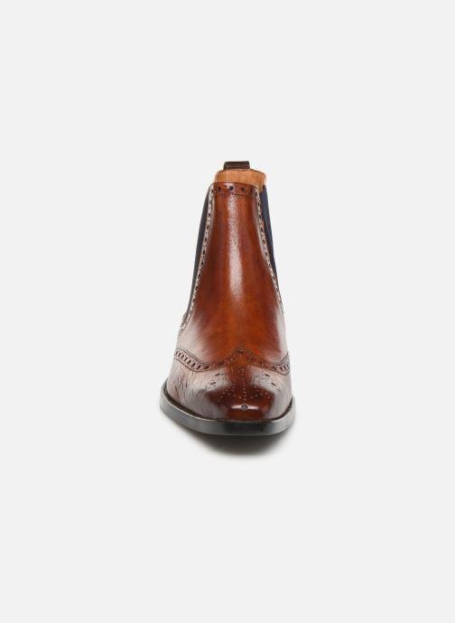 Bottines et boots Melvin & Hamilton Martin 5 Marron vue portées chaussures