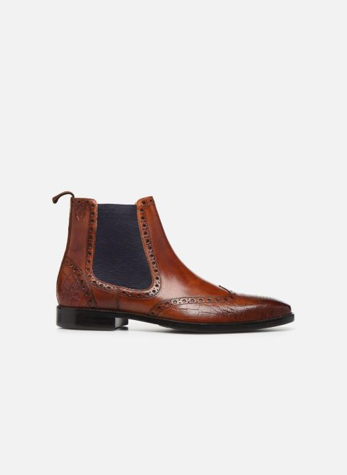 Ankle boots Melvin & Hamilton Martin 5 Brown back view