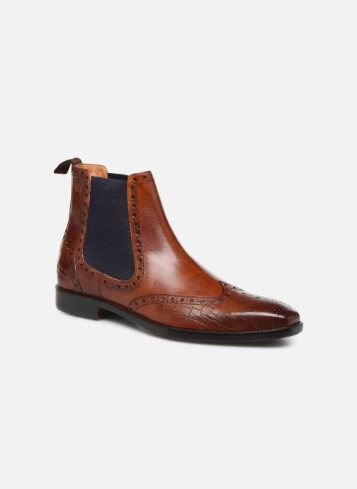 Ankle boots Melvin & Hamilton Martin 5 Brown detailed view/ Pair view