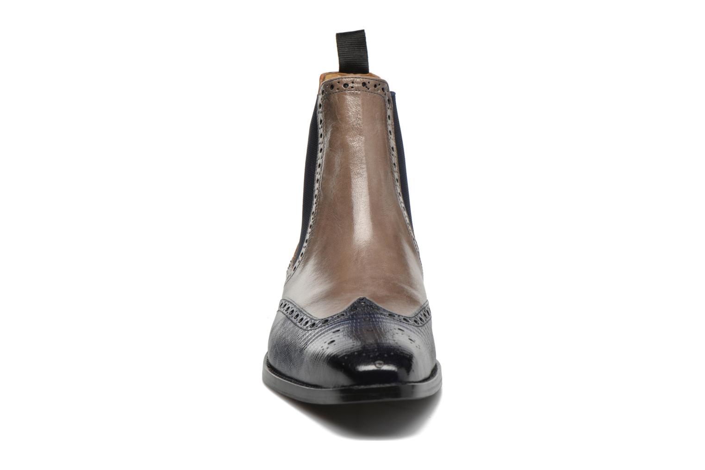 Bottines et boots Melvin & Hamilton Martin 5 Bleu vue portées chaussures