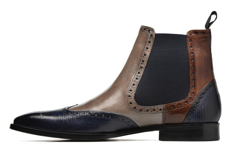 Bottines et boots Melvin & Hamilton Martin 5 Bleu vue face