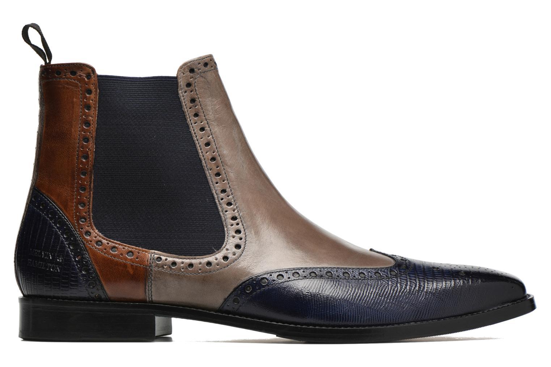 Bottines et boots Melvin & Hamilton Martin 5 Bleu vue derrière