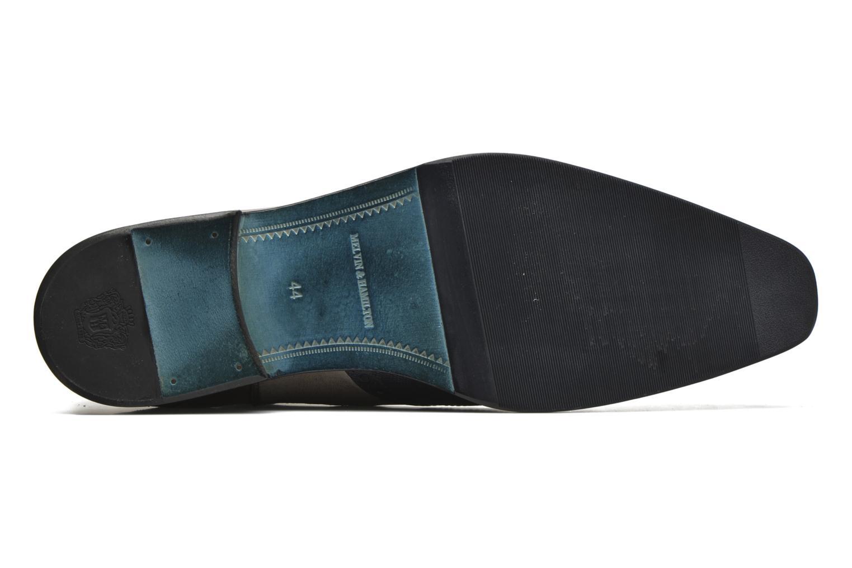 Bottines et boots Melvin & Hamilton Martin 5 Bleu vue haut