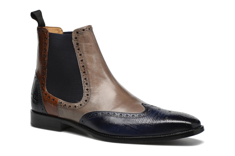 Bottines et boots Melvin & Hamilton Martin 5 Bleu vue détail/paire
