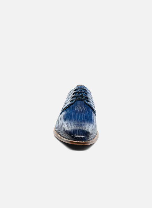 Schnürschuhe Melvin & Hamilton Martin 1 blau schuhe getragen