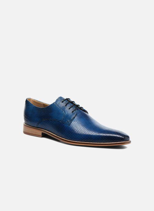 Schnürschuhe Melvin & Hamilton Martin 1 blau detaillierte ansicht/modell