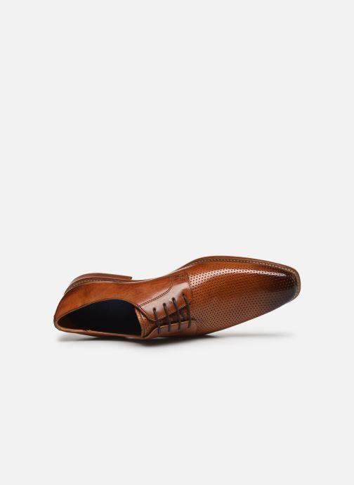 Chaussures à lacets Melvin & Hamilton Martin 1 Marron vue gauche