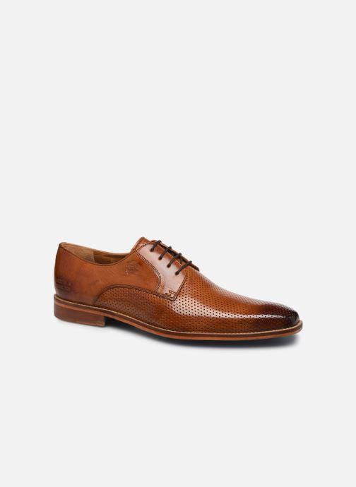 Melvin & Hamilton Martin 1 (Marron) Chaussures à lacets