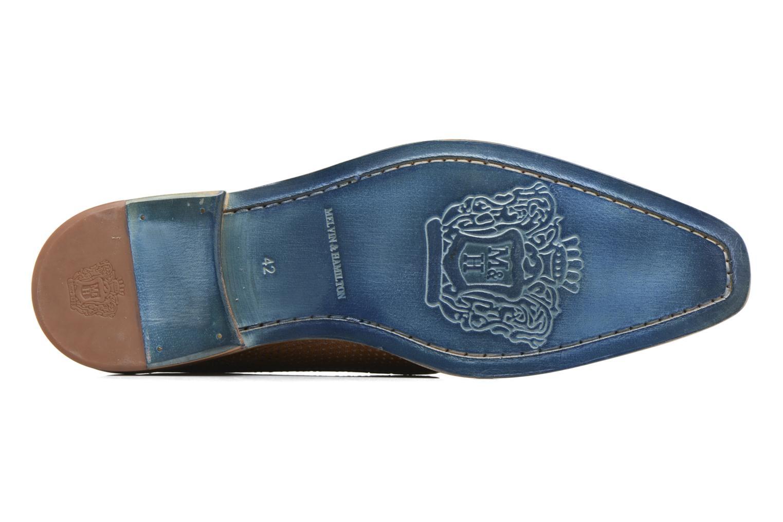 Chaussures à lacets Melvin & Hamilton Martin 1 Marron vue haut