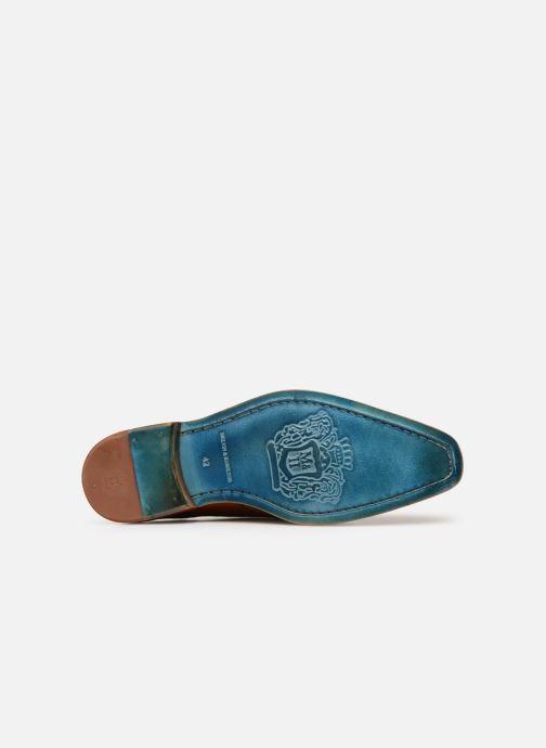 Schuhe mit Schnallen Melvin & Hamilton Martin 2 braun ansicht von oben