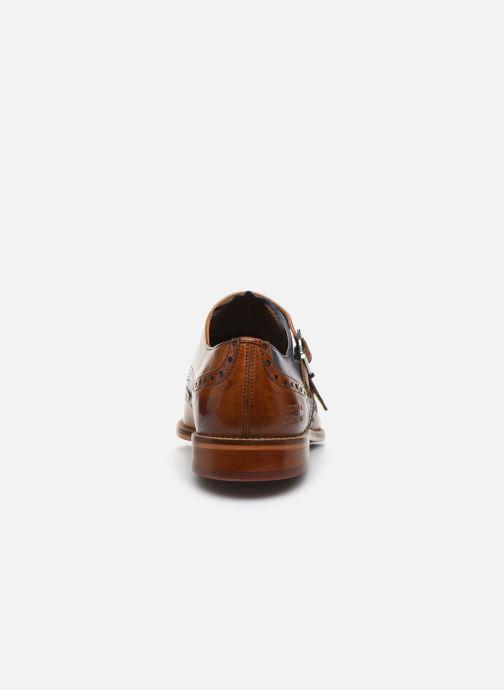 Chaussure à boucle Melvin & Hamilton Martin 2 Marron vue droite