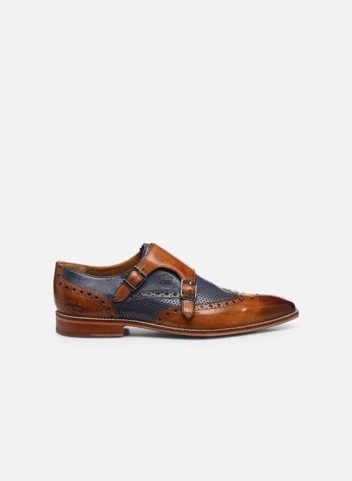 Zapato con hebilla Melvin & Hamilton Martin 2 Marrón vistra trasera