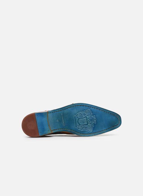 Zapato con hebilla Melvin & Hamilton Martin 2 Marrón vista de arriba