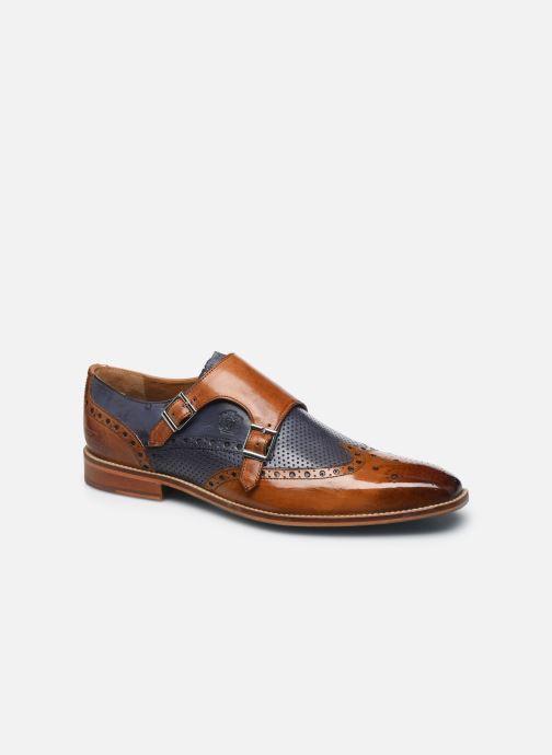 Chaussure à boucle Melvin & Hamilton Martin 2 Marron vue détail/paire