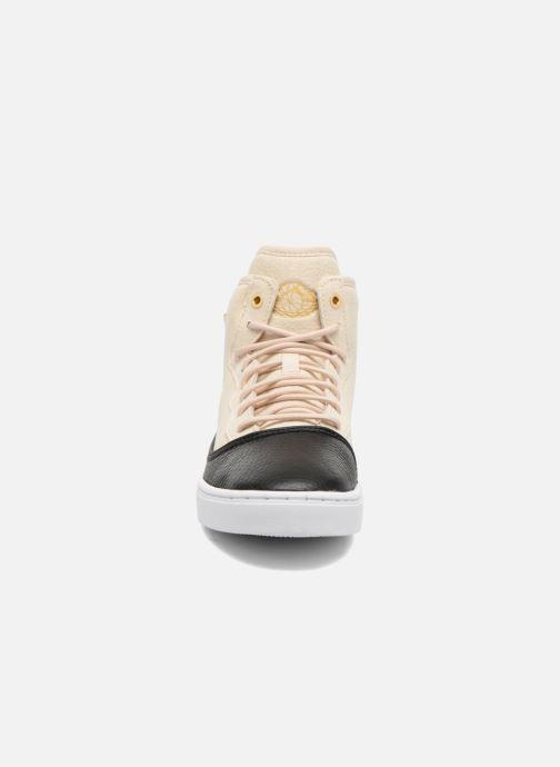 Sneakers Jordan Jasmine Prem RL GG Beige modello indossato