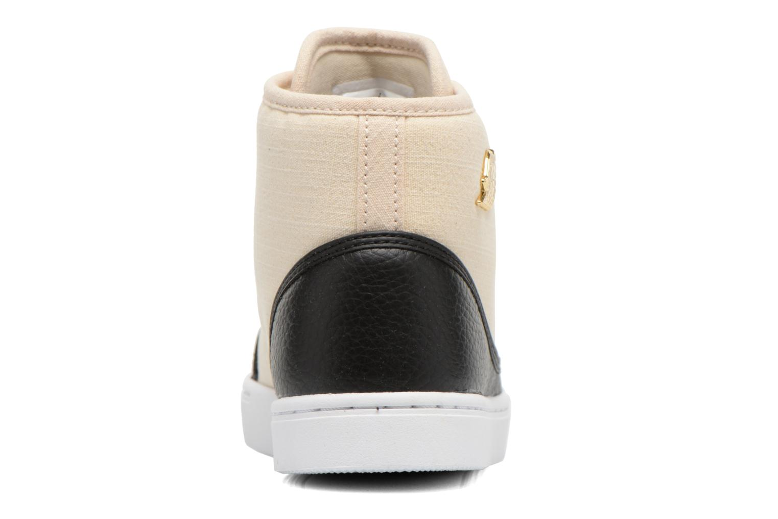 Trainers Jordan Jasmine Prem RL GG Beige view from the right