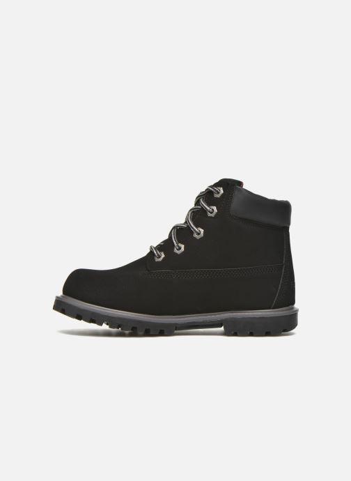 Stiefeletten & Boots Skechers Mecca Mitigate schwarz ansicht von vorne