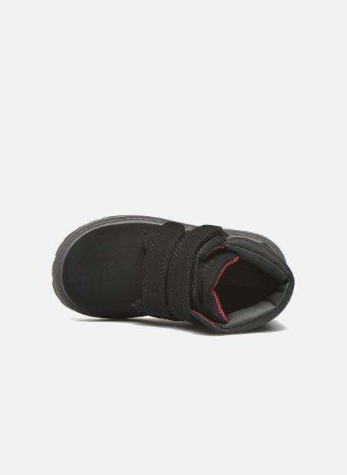 Botines  Skechers Mecca Brazenly Negro vista lateral izquierda