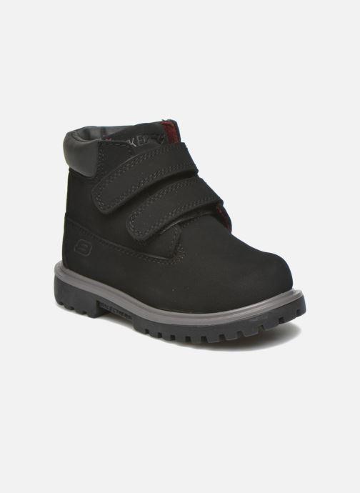 Bottines et boots Skechers Mecca Brazenly Noir vue détail/paire